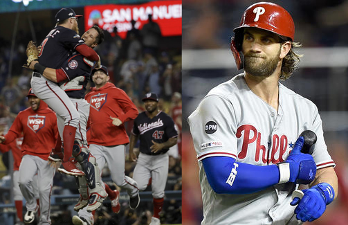 Nats in World Series, Complete 9 Year Prank on Bryce Harper